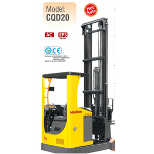 Hand Stacker Electric Reach Truck CQD20