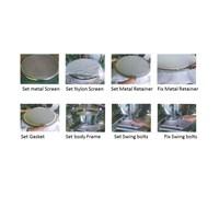Distributor Mesin Ayakan / Sieving Machine Hi-Sifter FS-N1002S 3