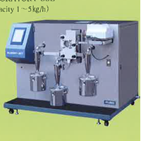 Mesin otomatis powder Elbow Jet Air Classifier