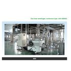 Mesin Separator MInuman Tea and Fruits Juice separator  Saito Separator ADS Series 1