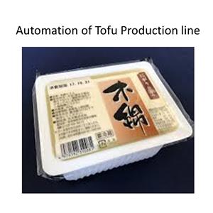 Mesin Produksi Tahu Otomatis