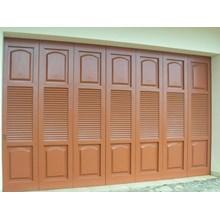 Pintu besi minimalis murah