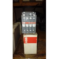 Contactor ABB A9-30-10 3 Phase 220 Vac 1