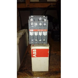 Contactor ABB A9-30-10 3 Phase 220 Vac