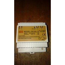 Power Supply Model DR - 60 - 12