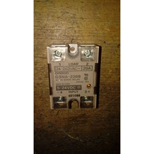 Solid State Relay Type G3N2-220BN Omron