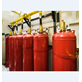 Fire Suppression FM 200