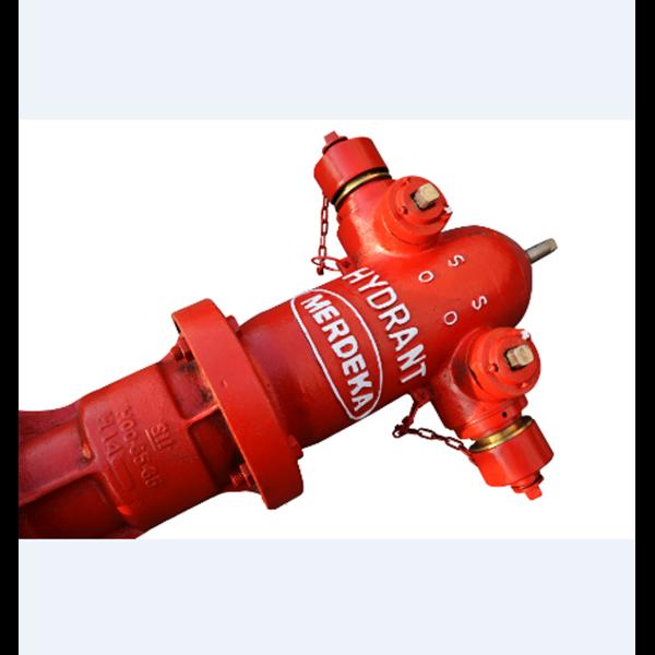Hydrant Pillar