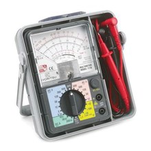 Kyoritsu 1110 Analogue Multimeter 600V