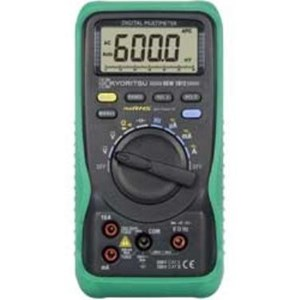Digital Multimeter Kyoritsu 1012