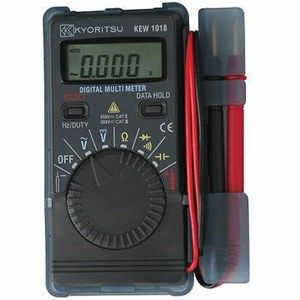 Kyoritsu 1018H Digital Multimeter