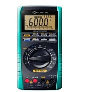 Digital Multimeter Kyoritsu 1052