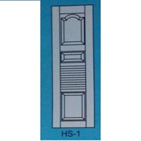 Pintu Garasi Model HS-1