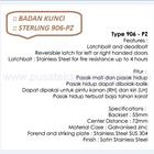 Sterling 906 PZ 3