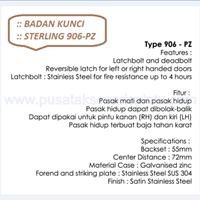 Distributor Sterling 906 PZ 3