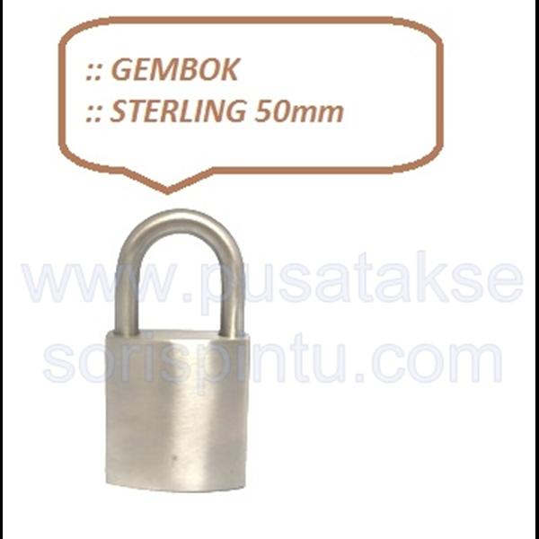 Gembok Sterling 50
