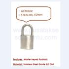 Gembok Sterling 60 3