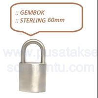 Jual Gembok Sterling 60