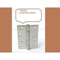 Sterling Engsel Pintu dan Jendela 4x3x3