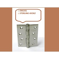 Engsel Pintu dan Jendela Sterling 4x3x2