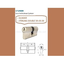 Sterling Handle pintu Double 30+30.SN