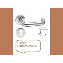 Sterling Handle Pintu 2802-SSS