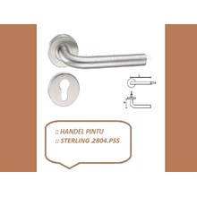 Sterling Handle Pintu 2804-PSS