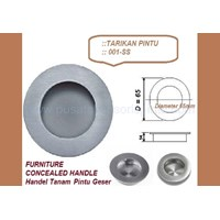 Furniture Fitting Tarikan  Pintu 001-SS