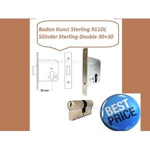 Handle Set Sterling 911-DL
