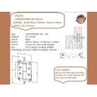 Engsel Pintu dan Jendela Simonswerk QR-100-ZK-Nikel 2