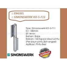 Hinge Simonswerk KO-5-F11
