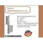 Engsel Pintu dan Jendela Simonswerk KO-5-F13 1