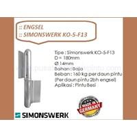 Engsel Pintu dan Jendela Simonswerk KO-5-F13
