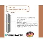 Engsel Pintu dan Jendela Simonswerk KO-40 1