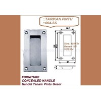 Furniture Fitting Tarikan Pintu 004-SS