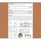 Engsel Tectus TE-540-3D-A8 2