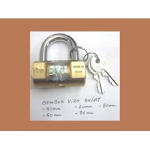 Viro Circle Lock 80 mm