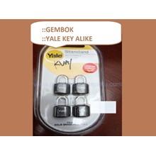 Yale Key Alike