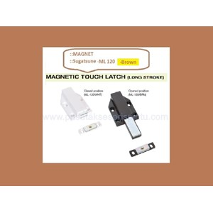 Magnet Lemari Sugatsune ML-120-Brown