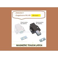 Magnet Lemari Sugatsune ML-80-Brown 1