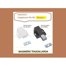 Magnet Lemari Sugatsune ML-80-Brown