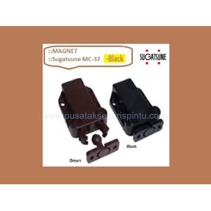 Kunci Sistem Jepit Lemari Sugatsune MC-37-Black