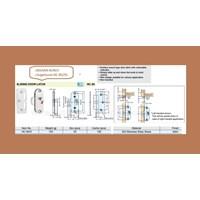 Jual Kunci Lemari Sugatsune HC-85 2