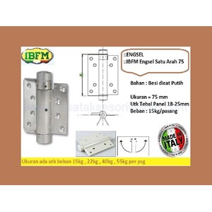 IBFM One Way Cowboy Hinge 75