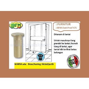 Dustproof IBFM 475 Gold
