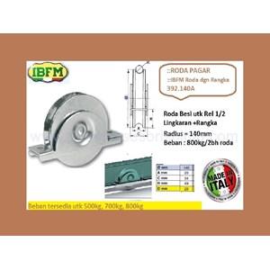 Roda Pagar IBFM 392.140A