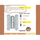 SALE Engsel Pintu dan Jendela Simonswerk QR-100-Brass 1