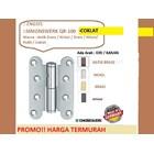SALE Engsel Pintu dan Jendela Simonswerk QR-100-Coklat 1