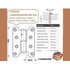 SALE Engsel Pintu dan Jendela Simonswerk QR-100-Coklat 2