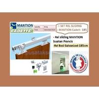 Set Pintu Geser Mantion - Cadette -185